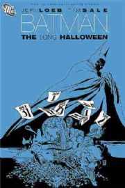 Batman The Long Halloween Graphic Novel Trade Paperback TP Jeph Loeb DC Comics